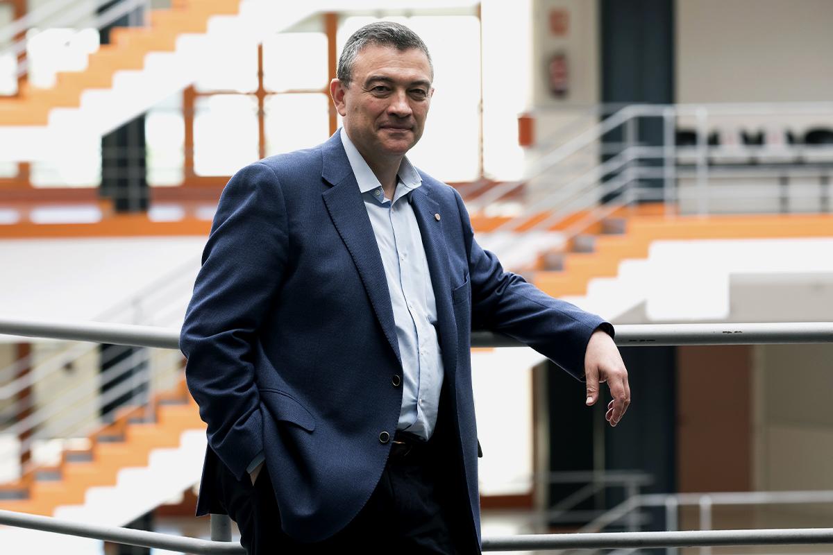 """José Félix Sanz: """"No hay siete puntos de diferencia en presión fiscal entre España y Europa, es un dato inventado o, al menos, incorrecto"""""""