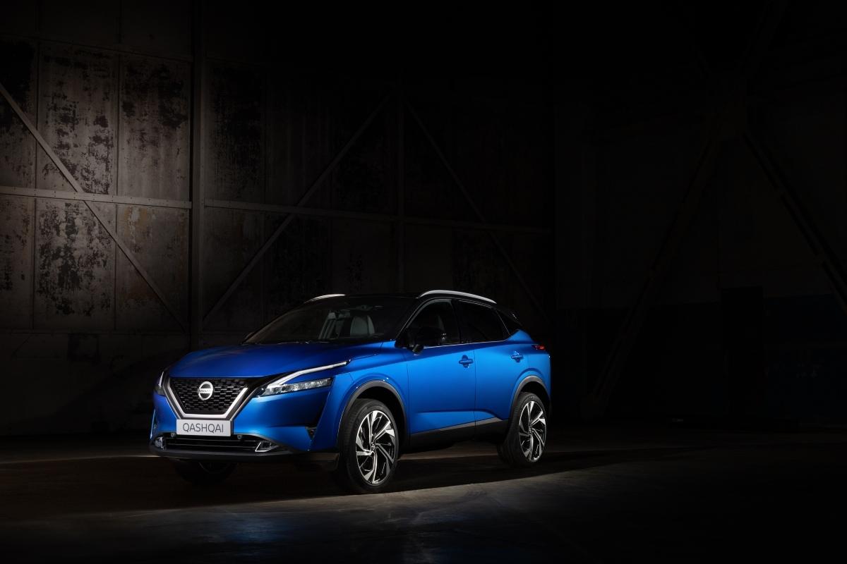 El nuevo Nissan Qashqai, entre 25.650 y 42.450 euros