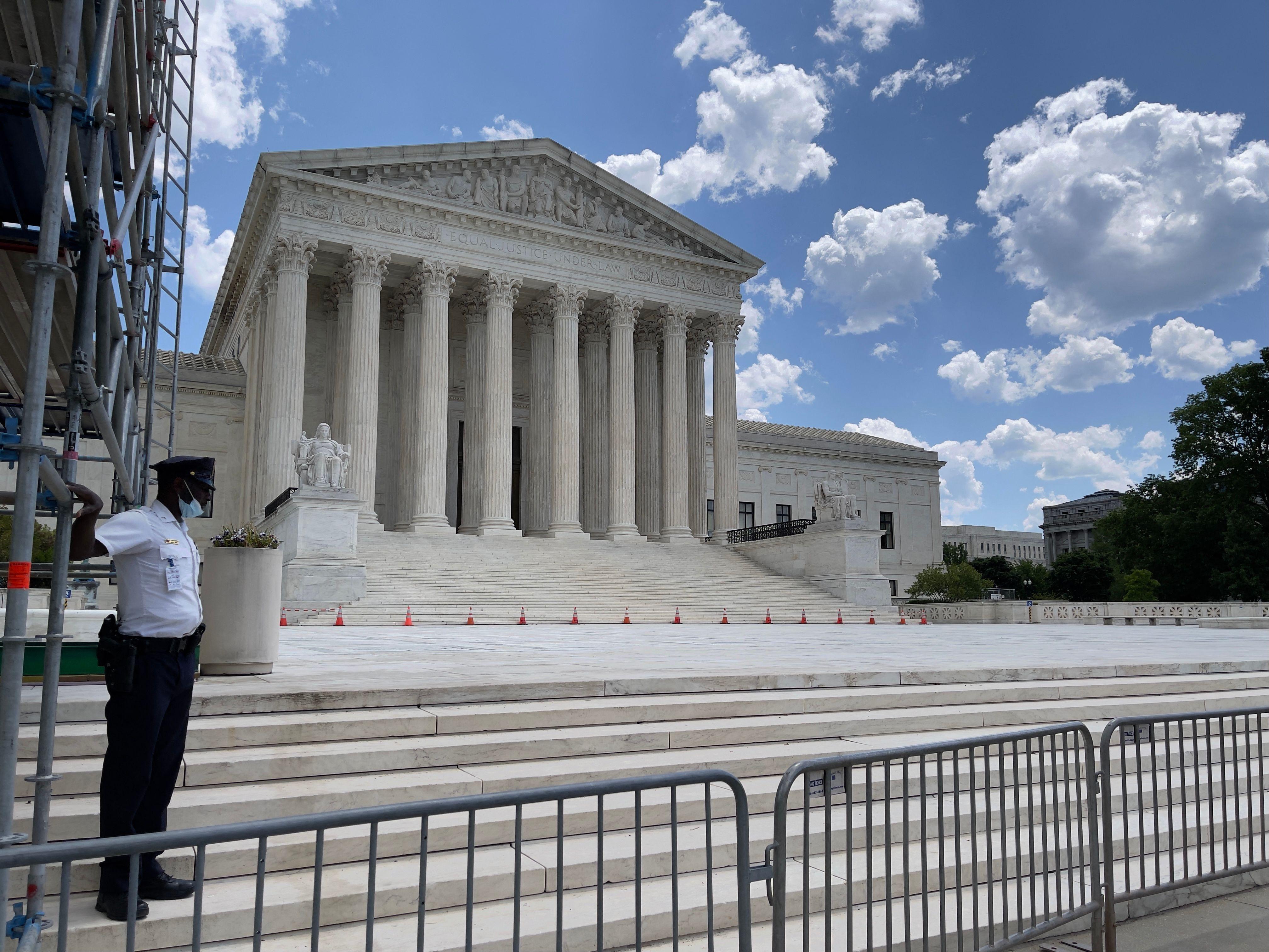 دادگاه عالی ایالات متحده