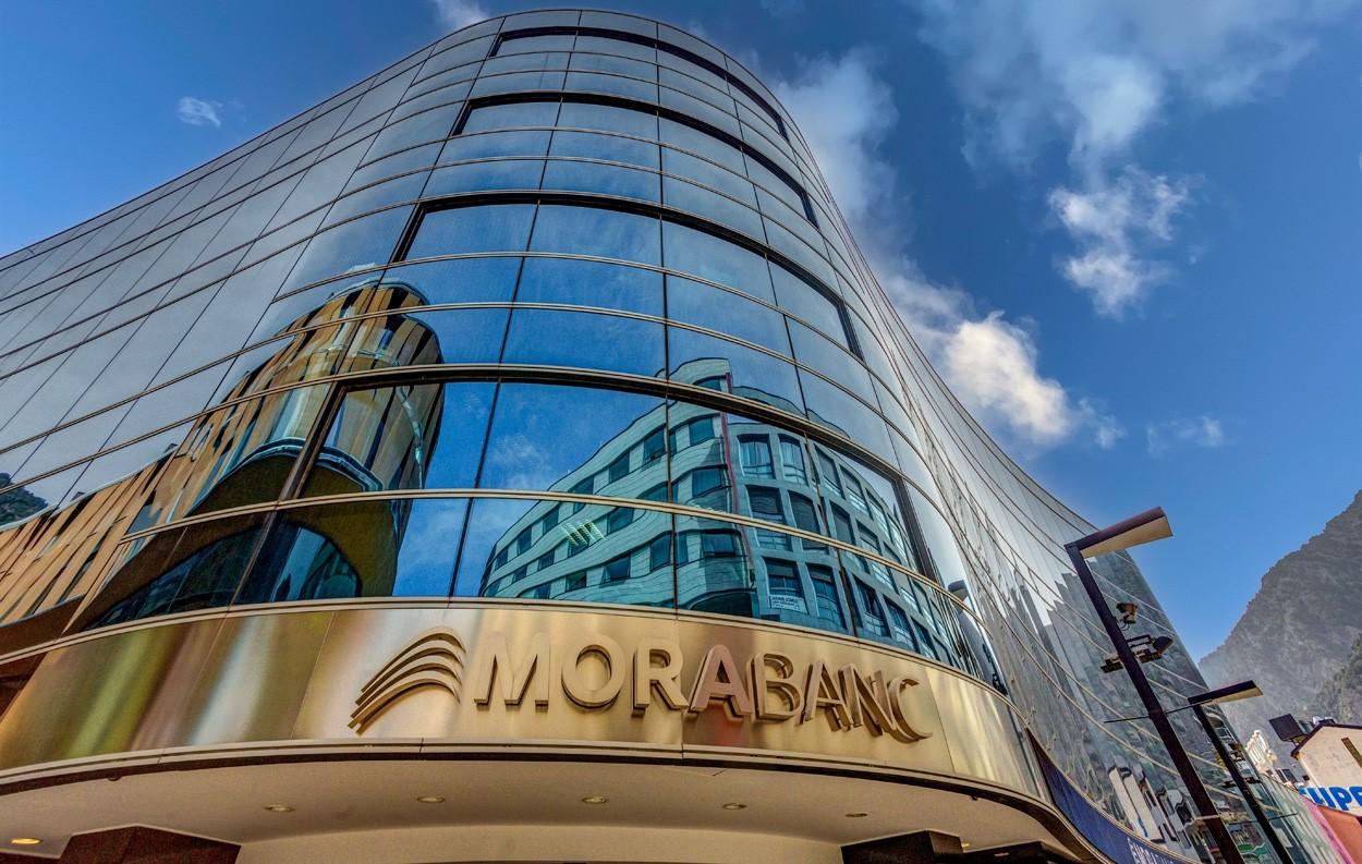 Sede de MoraBanc en Andorra la Vella.