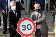 Cursos de conducción eficiente para contaminar menos a 30 km/h