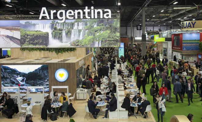Argentina es uno de los clásicos en la feria.