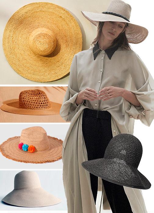 sombreros mujer verano
