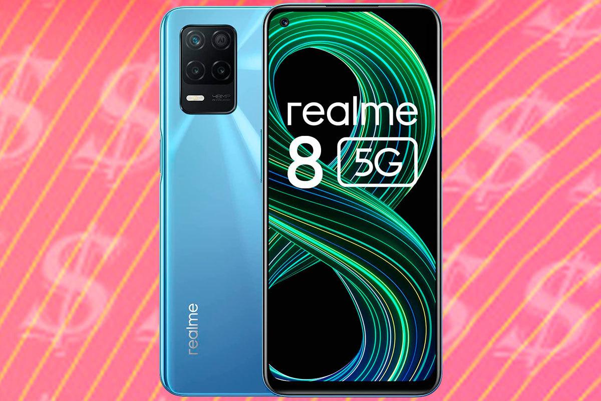 El Realme 8 5G llega al mercado español.