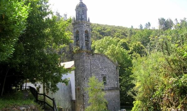 Iglesia San Xusto de Toxosoutos.