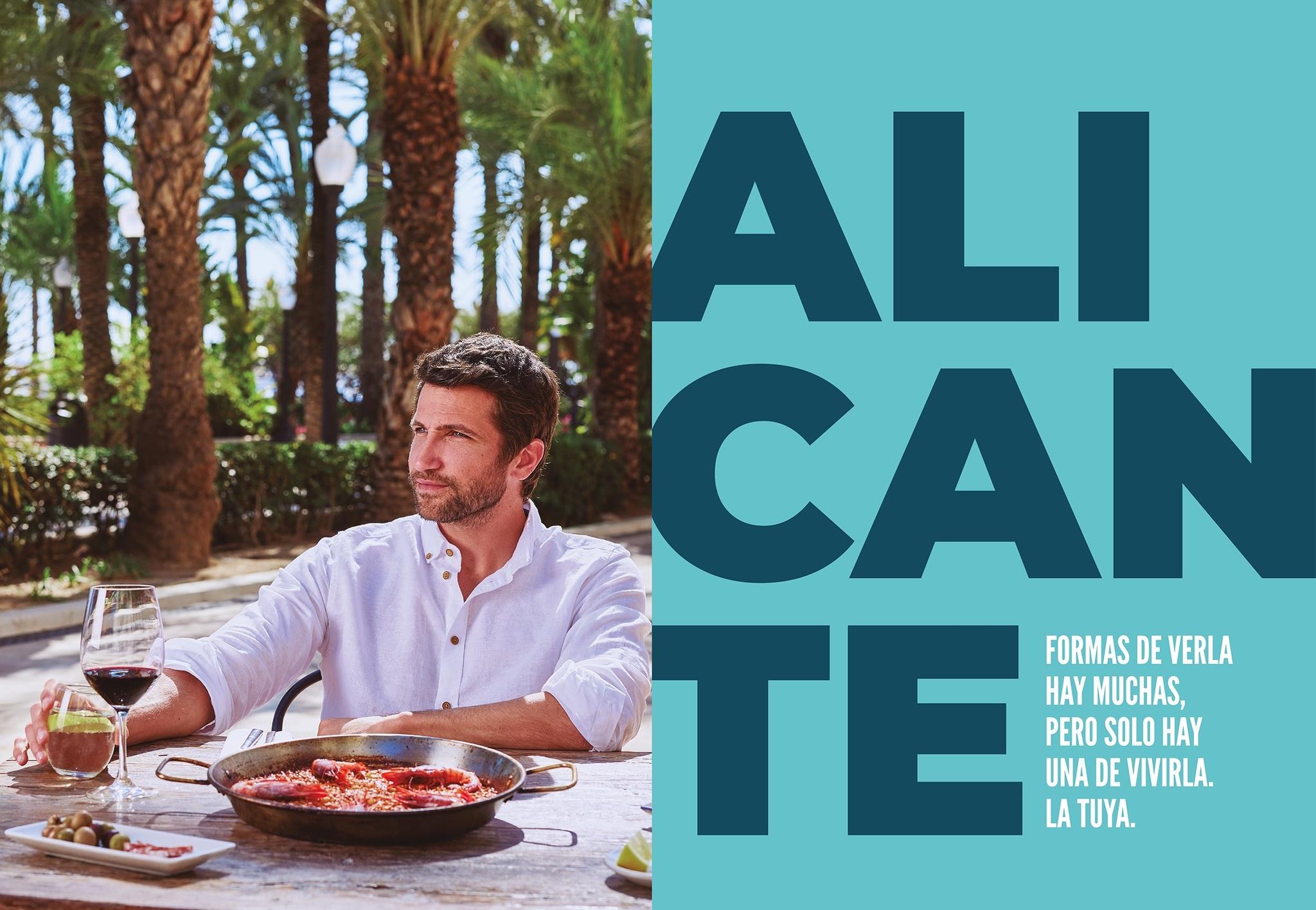 """""""A tu manera"""", la nueva campaña turística de Alicante que también promociona el comercio"""
