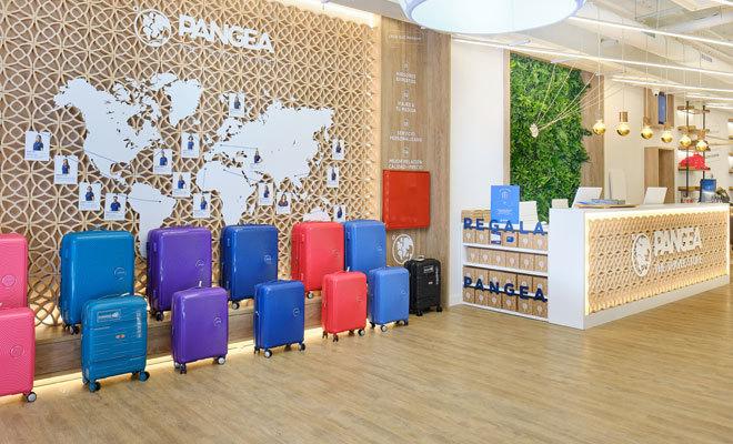 Oficina de Pangea en la ciudad de Valencia.