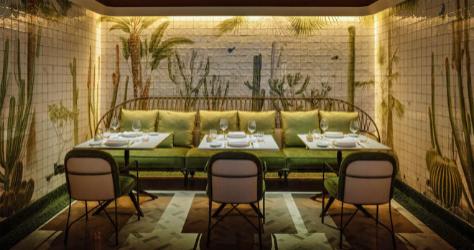 El nuevo restaurante italiano de La Mamounia.