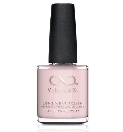 Manicura en rosa: CND.