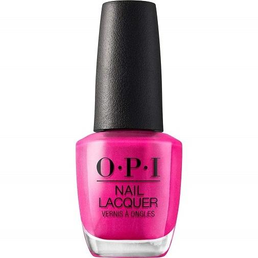 Manicura en rosa: Opi.