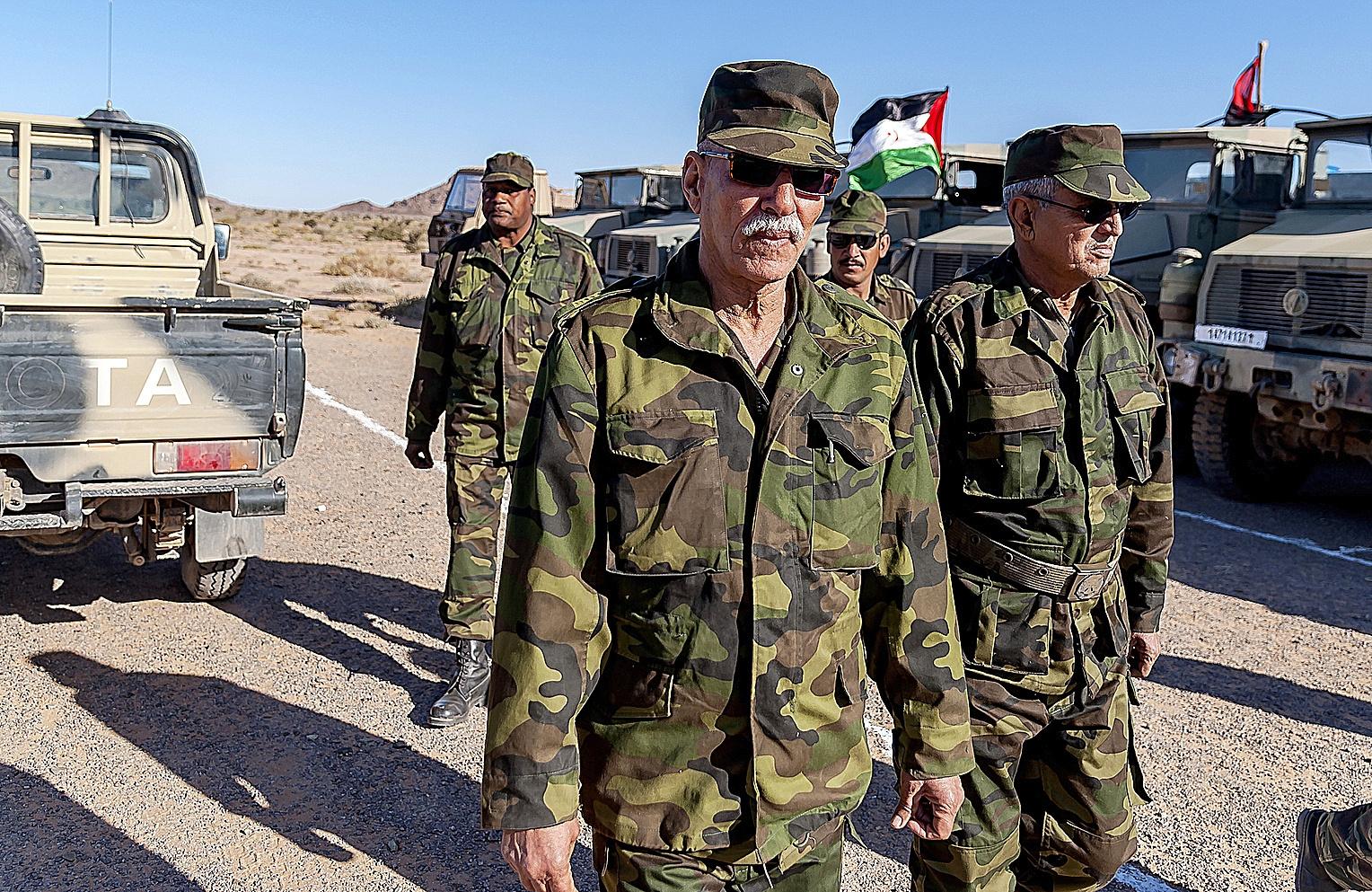 Ghali, pese a las querellas, podrá volver a Argelia