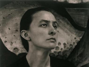 La artista norteamericana Georgia O'Keeffe.