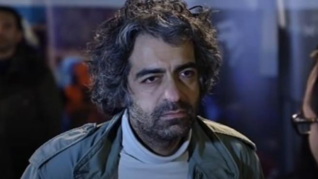 El cineasta Babak Khorramdim