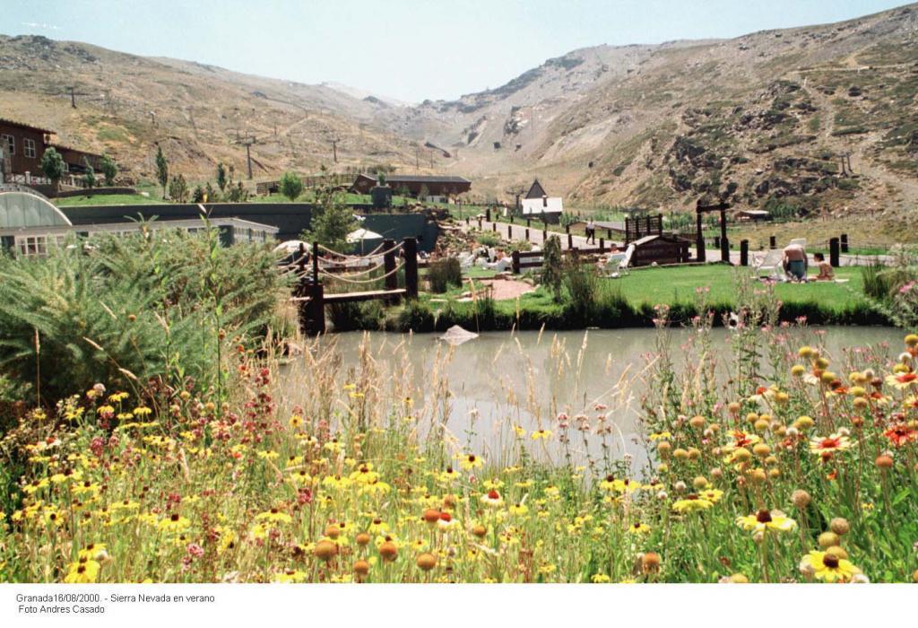 Sierra Nevada en verano
