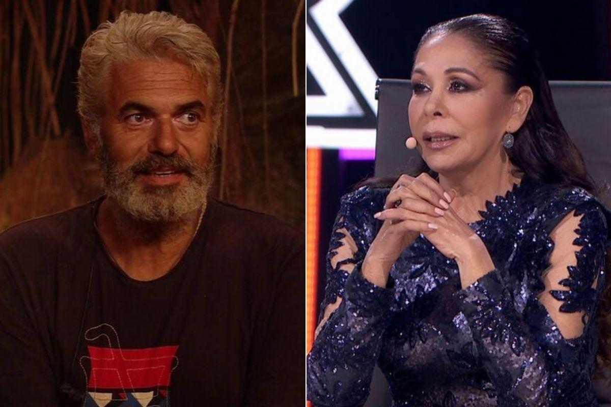 """Las críticas de Agustín Bravo a Isabel Pantoja en Supervivientes 2021: """"No ayudó a que continuara"""""""