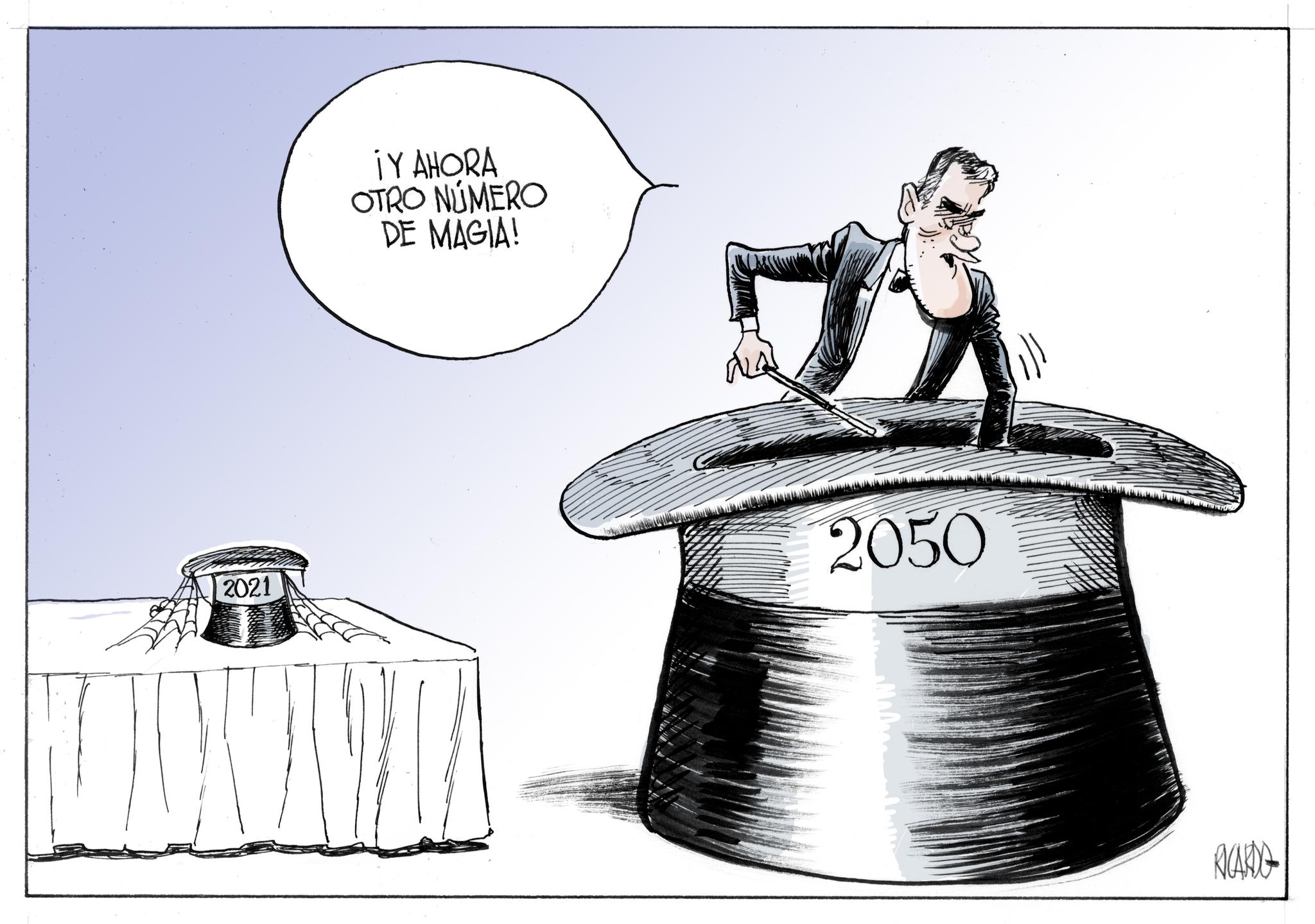 España en 2050 será igual que 2050 en España