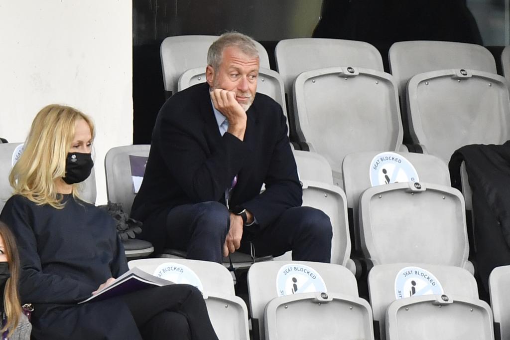Roman Abramovich, propietario del Chelsea, figura en el top ten de la lista.