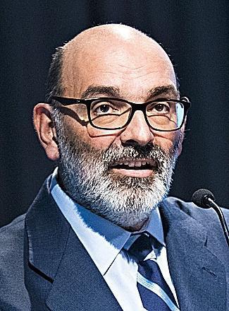 El ex presidente de Indra, Fernando Abril Martorell