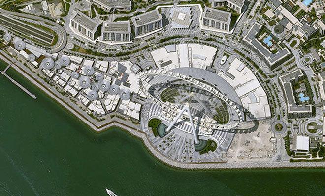 Dubai también es objeto de estudio de Airbus.