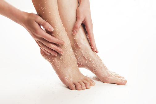 cuidado pies sandalias exfoliar consejos pies bonitos