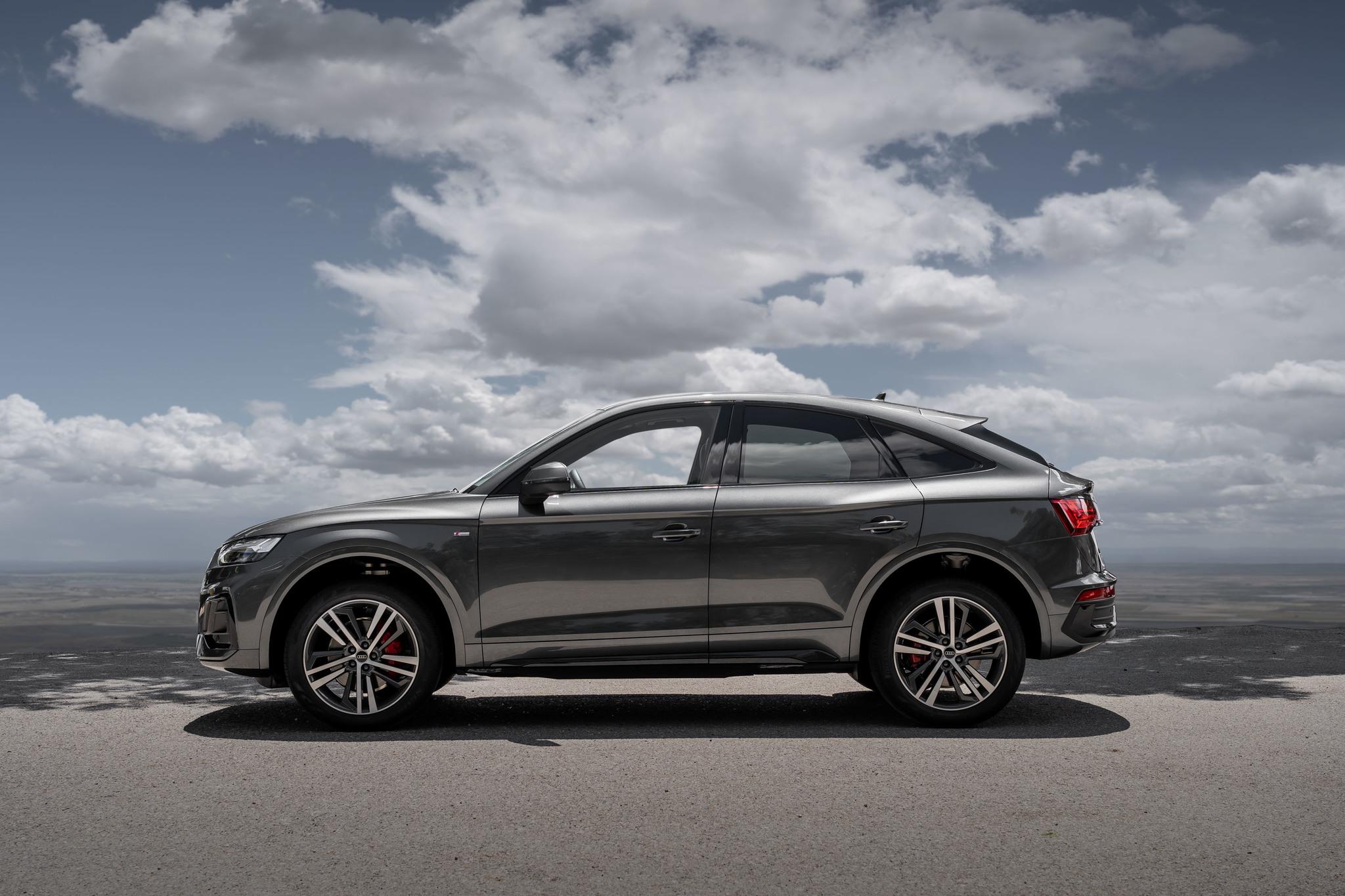 Audi Q5 Sportback, SUV Cupé, CUV, SUV, Audi Q5