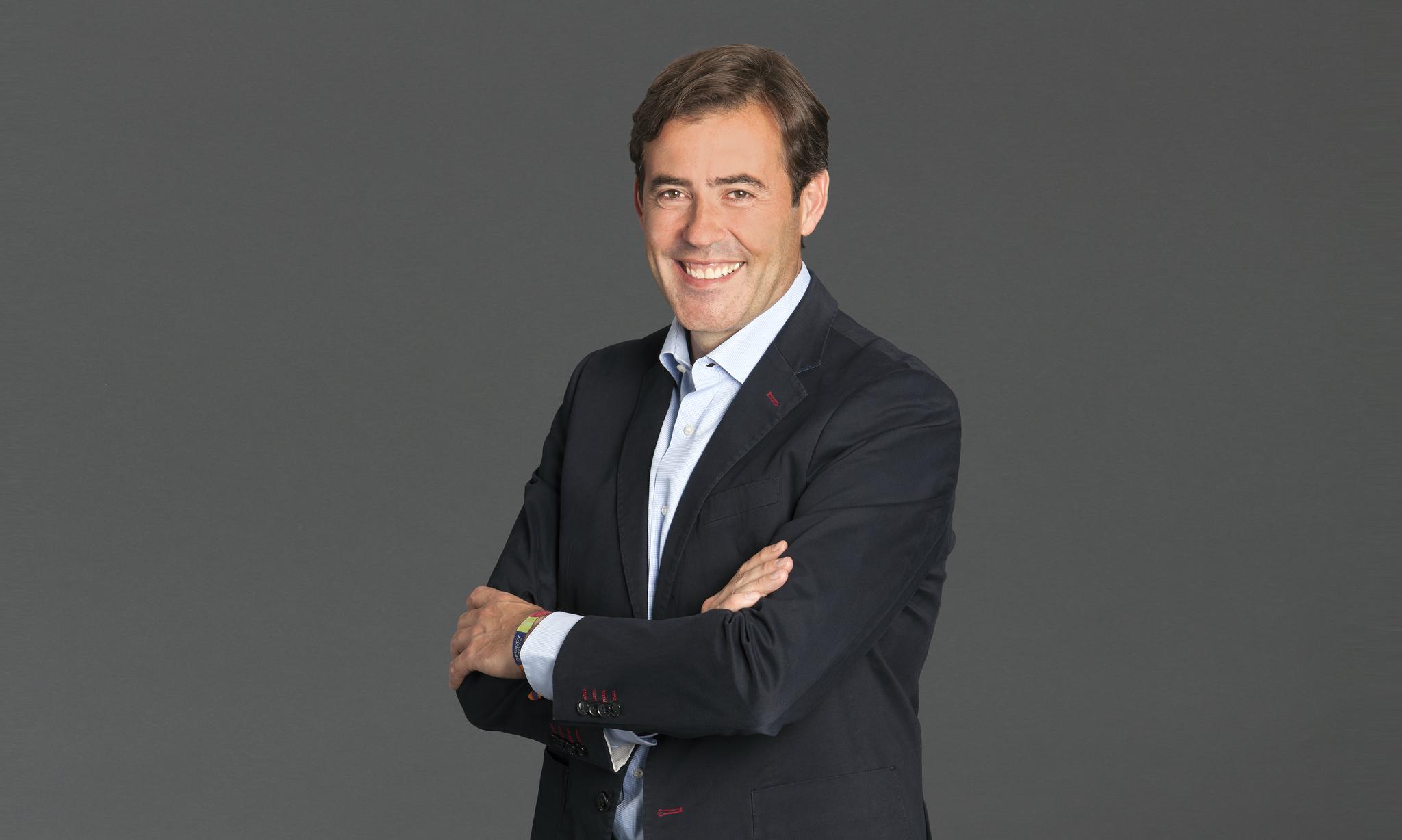 José Miguel Aparicio, director de Audi España. Volkswagen Group España Distribución