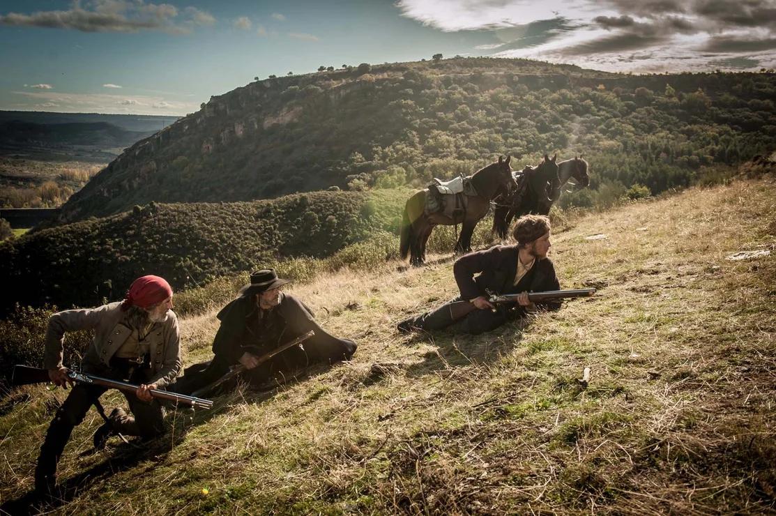 Fotograma de 'Libertad', rodada en la Sierra Norte de Madrid.