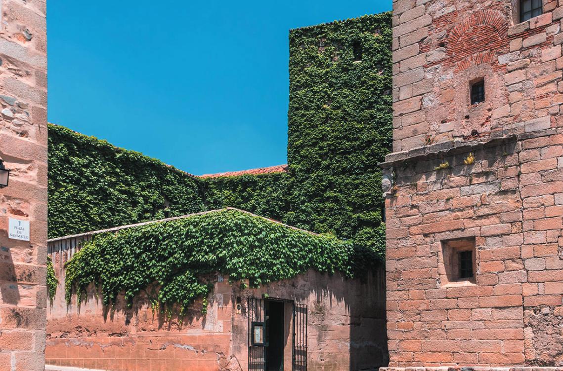 Torre de Sande, el restaurante que han adquirido los dueños de Atrio.