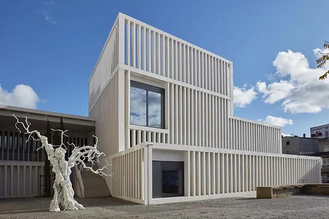 Museo de Arte Contemporáneo Helga de Alvear.