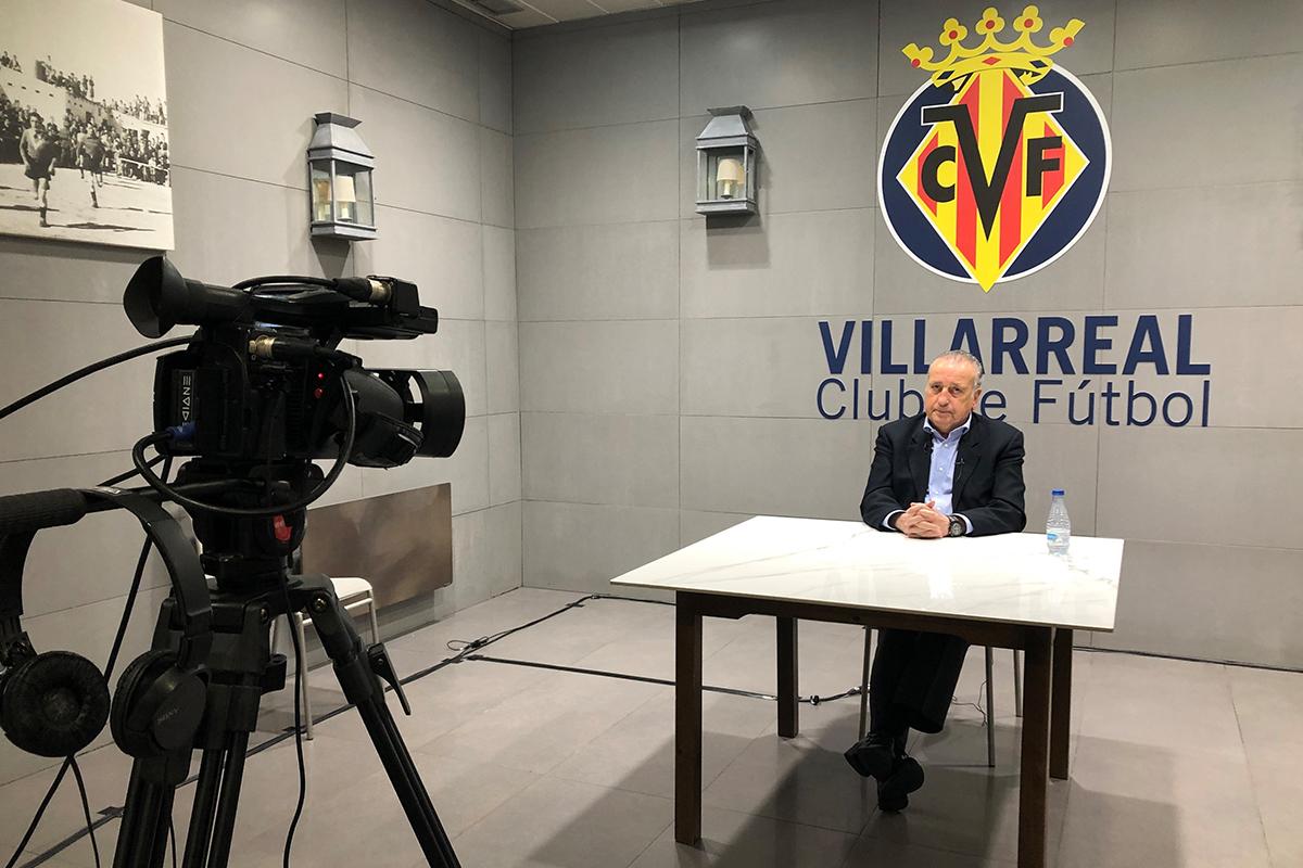 Fernando Roig, actual presidente del Villarreal CF