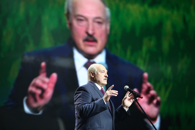 El presidente bielorruso, Alexander Lukashenko, el pasado septiembre.