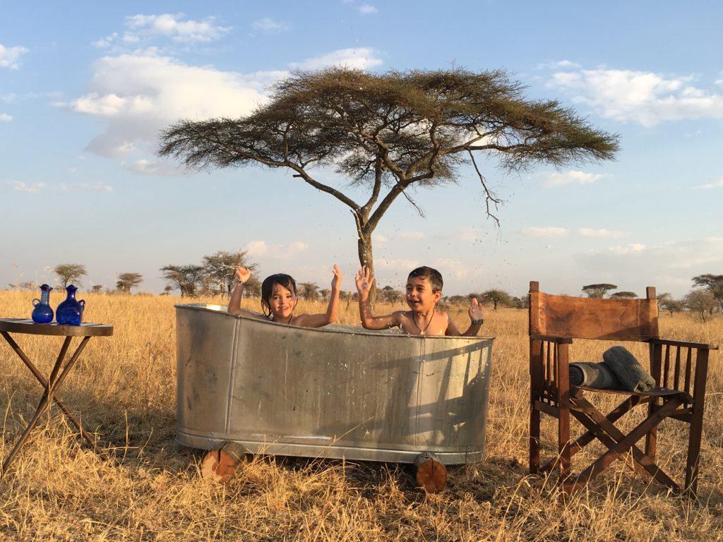 Ratpanat  también organiza viajes para familias con niños.
