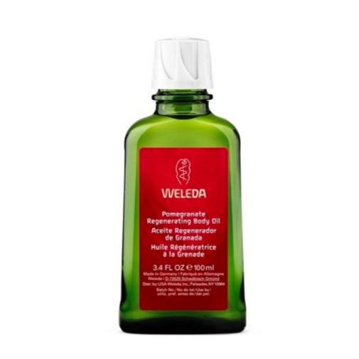 Aceites corporales para la hidratación de pieles secas: Weleda.
