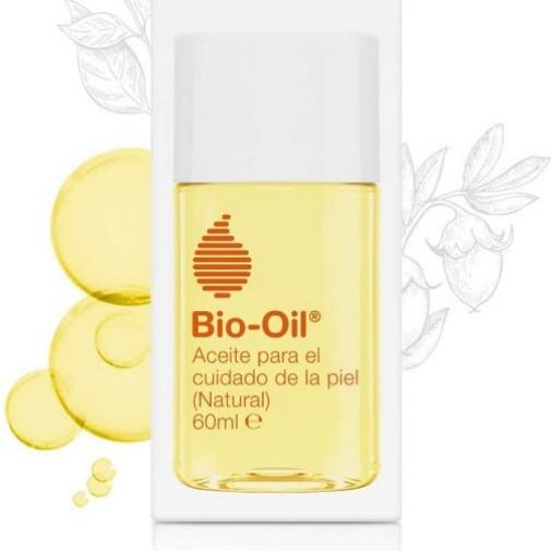 Aceites corporales para la hidratación de pieles secas: Bio-Oil.