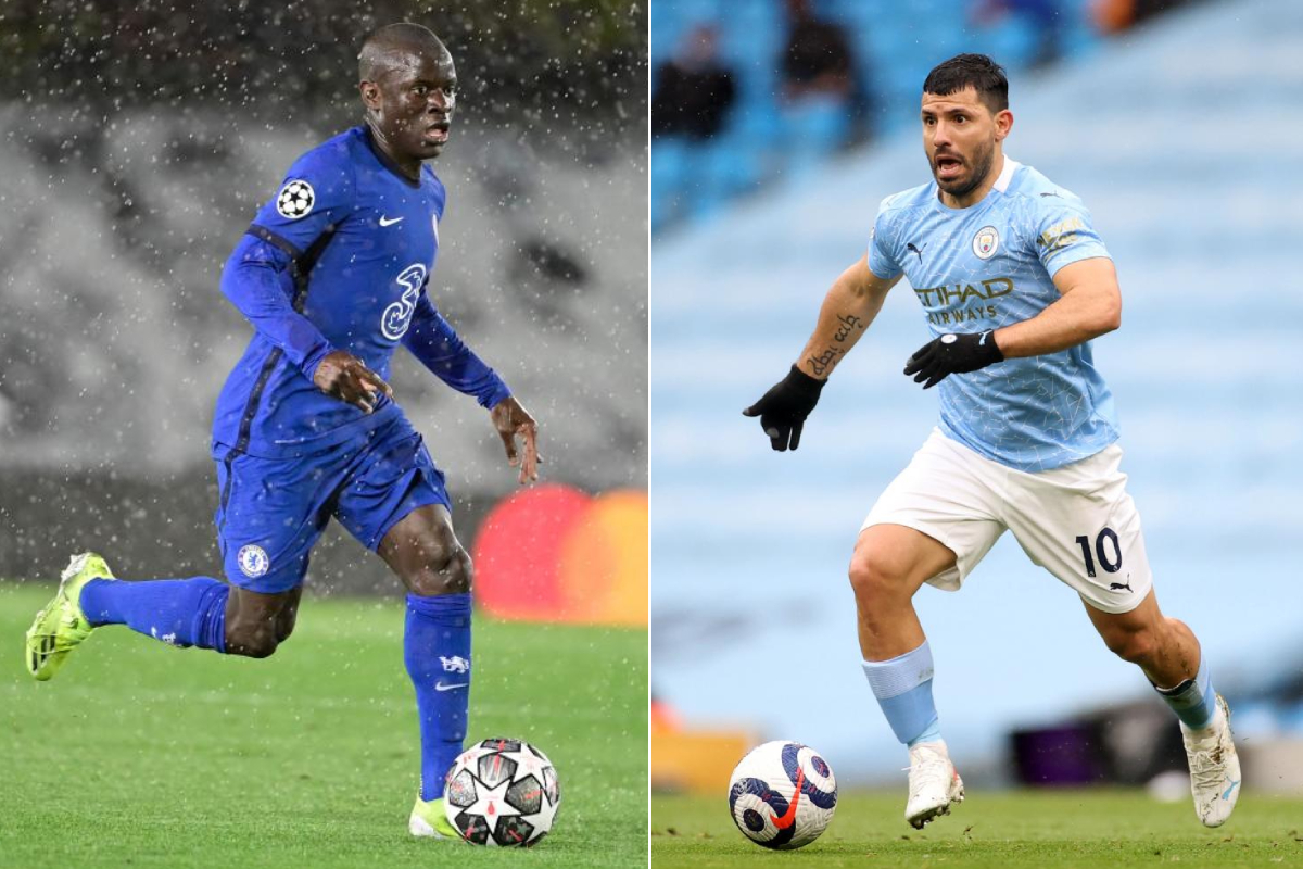 Chelsea y Manchester City final champions