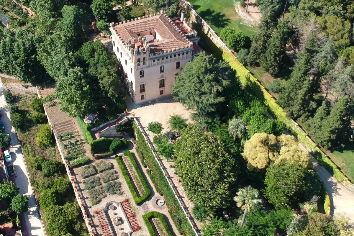 El festival se celebrara en el entorno del Palauet de Teià (Barcelona).