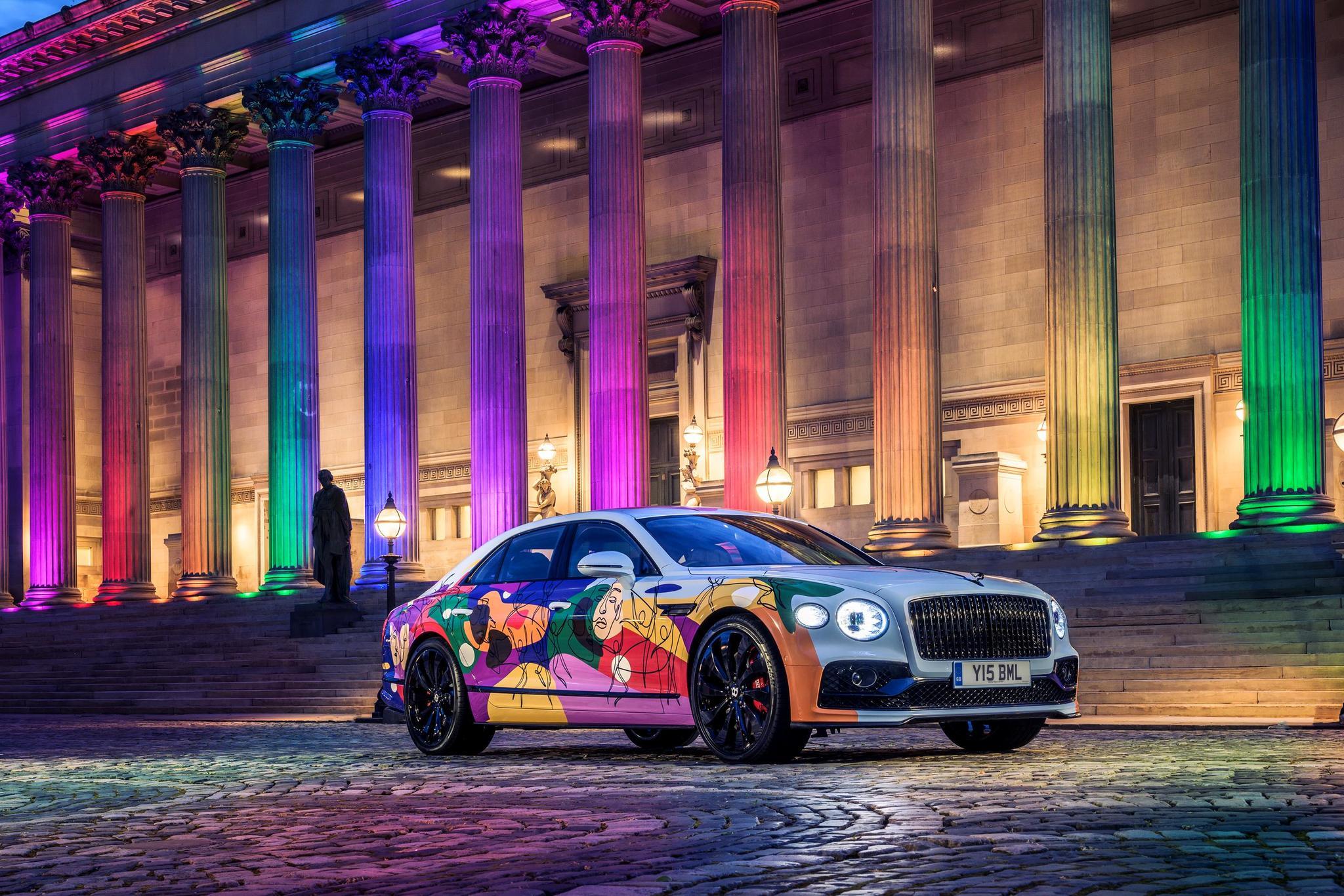 Bentley Unifying Spur: homenaje a la diversidad