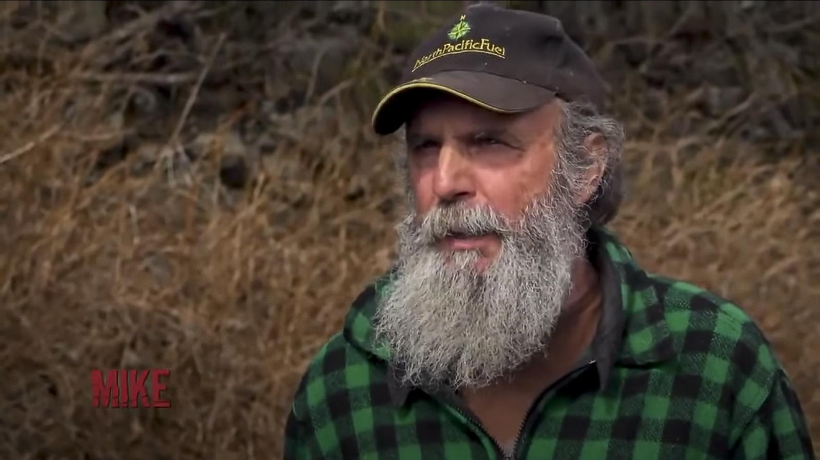 Michael Horstman, uno de los protagonistas de 'Mountain Men'