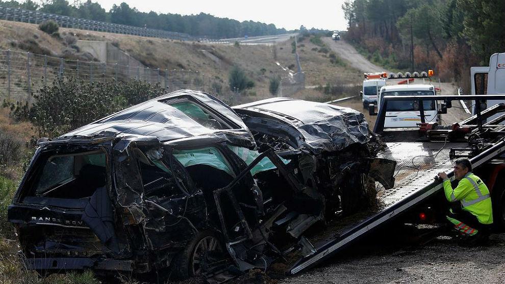 2020 fue el peor año de la última década en muertes por accidente de tráfico
