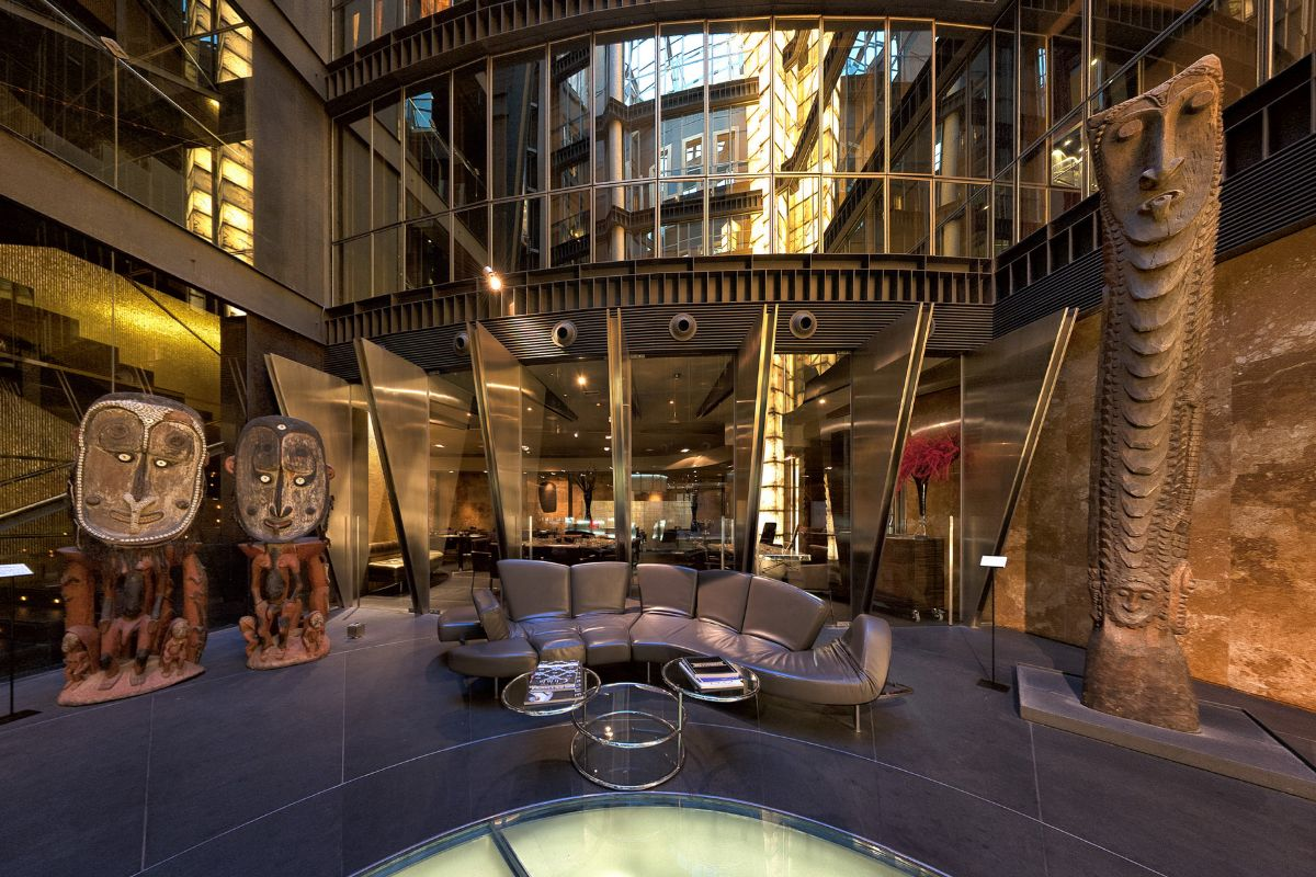 Museo del Hotel Urban.
