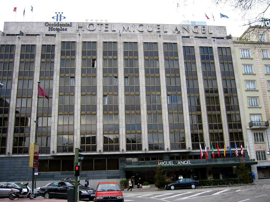 Hotel Miguel Ángel, Madrid
