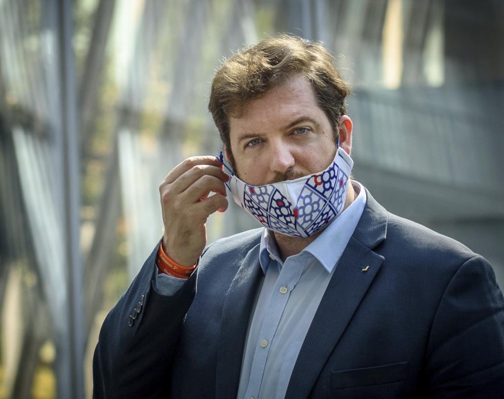 El parlamentario del grupo PP+C's y profesor de la Universidad de Deusto Luis Gordillo.