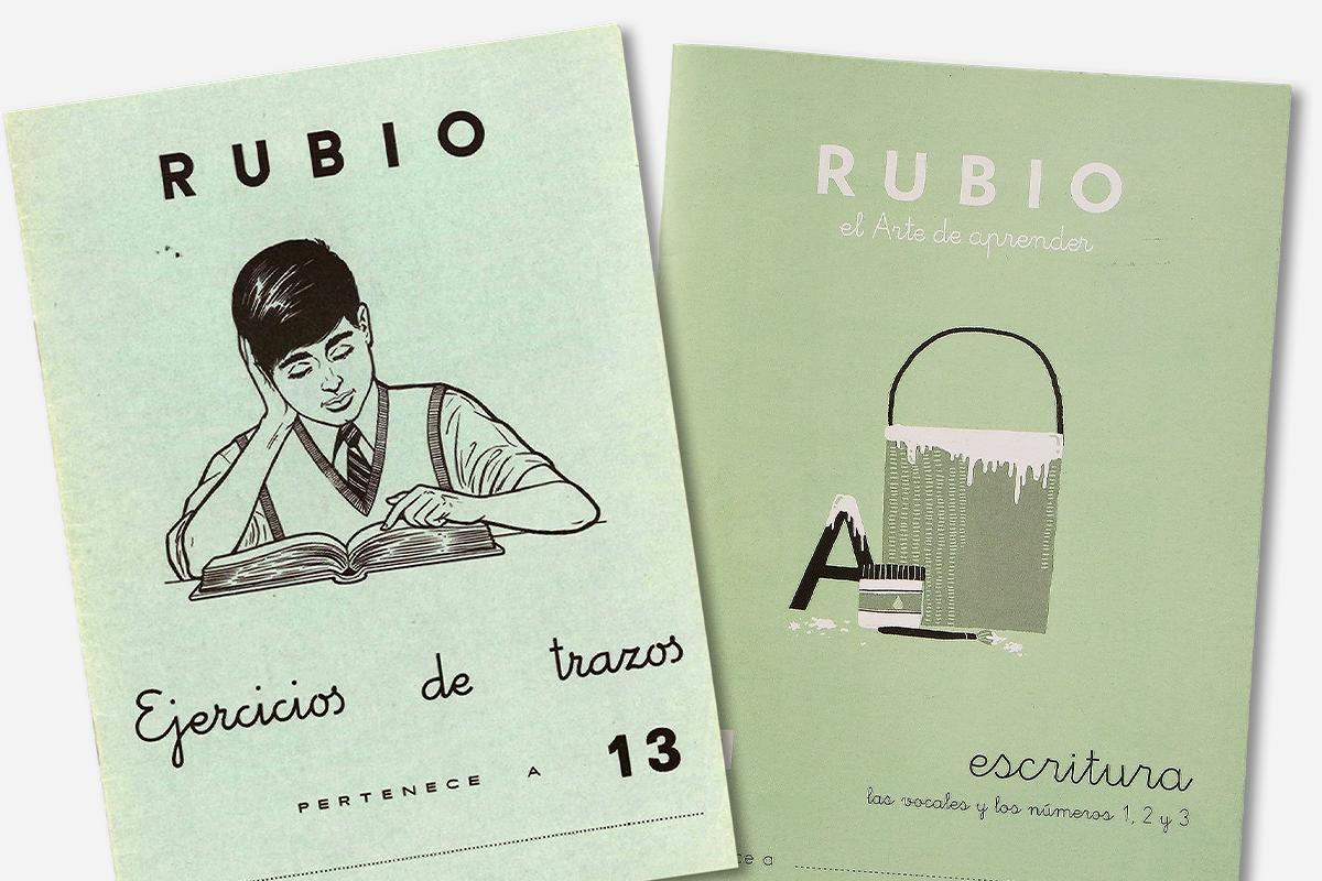 La reconversión de los cuadernos Rubio