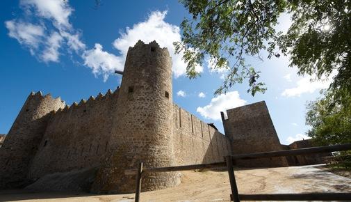 El Castillo de Calonge, uno de sus reclamos turísticos.