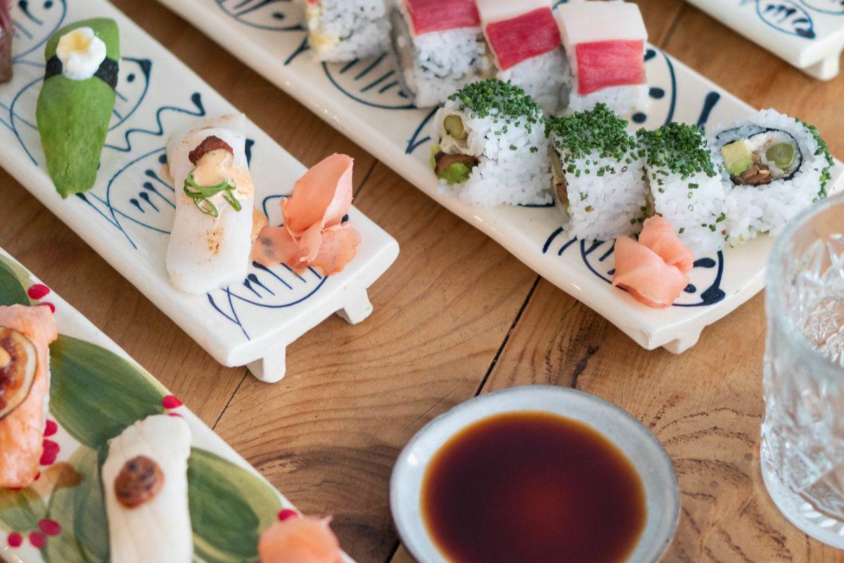 La cocina japo-fusión de Sr Ito.