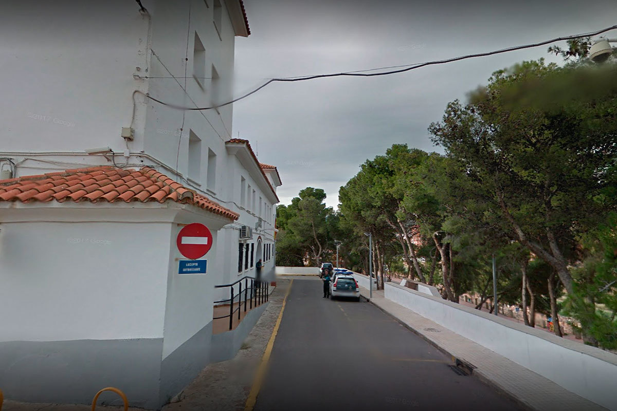 Cuartel de la Guardia Civil de la Vall d'Uixó.