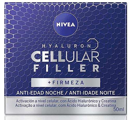 Hyaluron Cellular Filler, de Nivea.