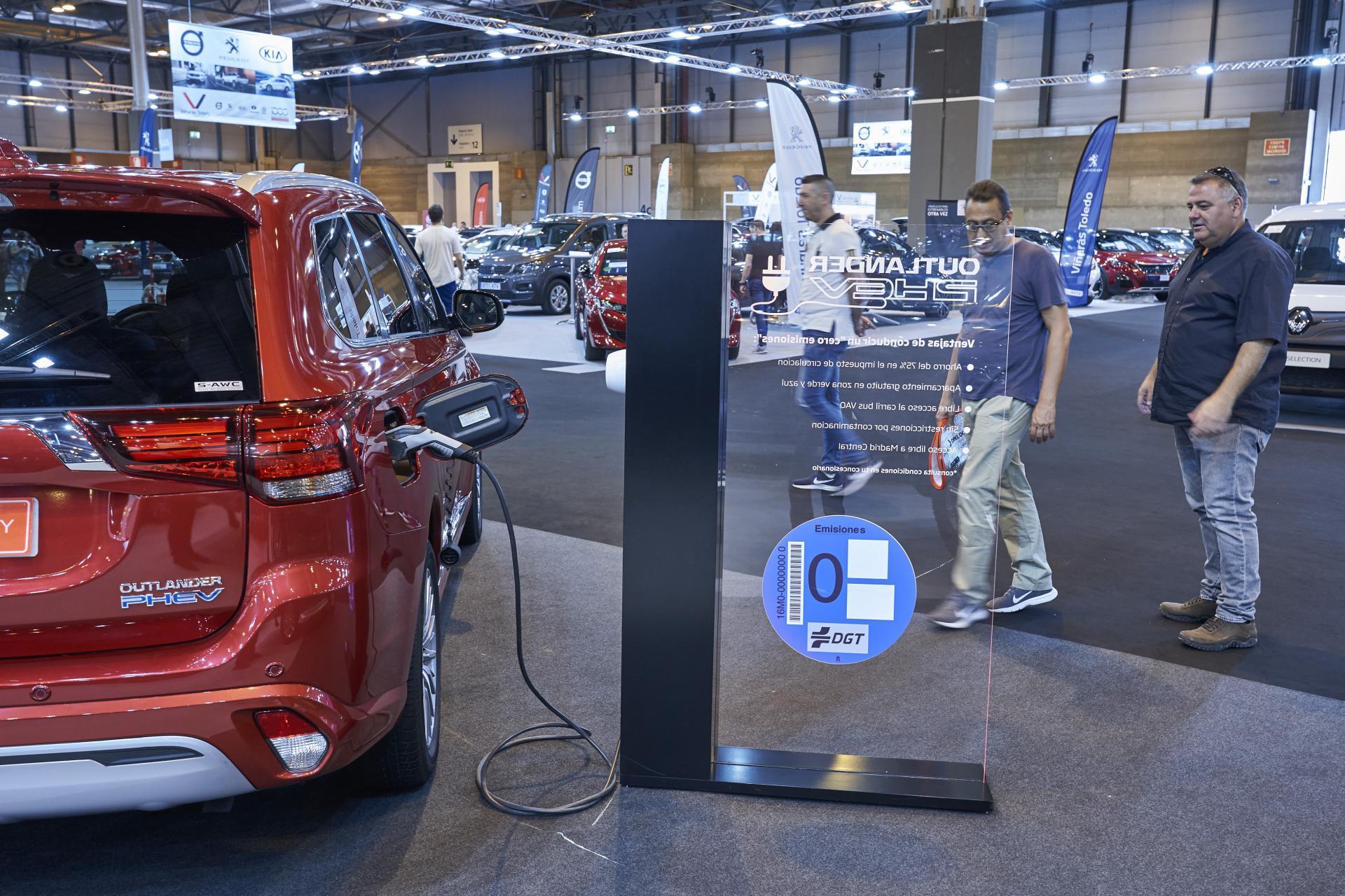 Los coches electrificados ya están entrando en el mercado de ocasión.