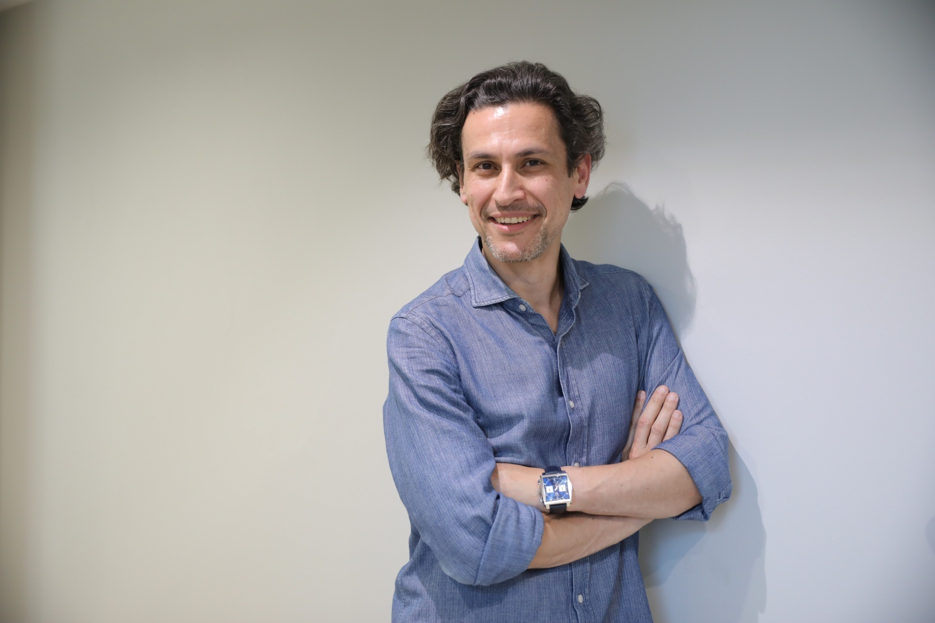 El cineasta y escritor Rodrigo Cortés.