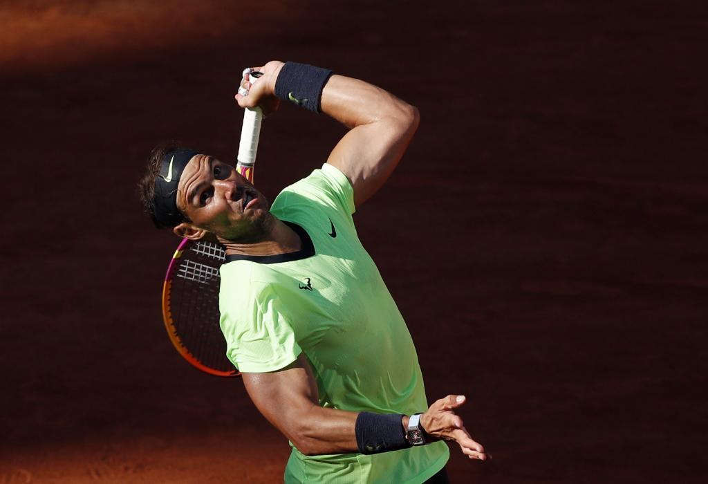 Rafa Nadal Roland Garros